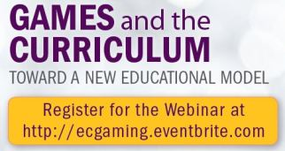 Games and the Curriculum
